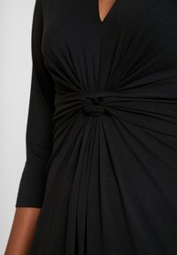 Opus - Day dress - black - 6