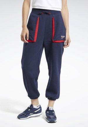 CLASSICS - Pantalones deportivos - blue