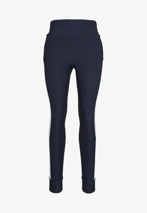 LARISSA LEGGINGS - Collant - black iris/bright white