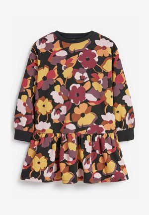 Pletené šaty - multi-coloured