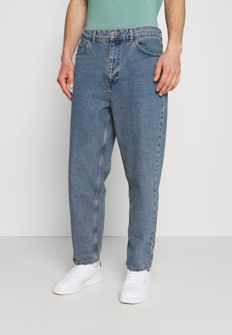BDG Urban Outfitters - BOW  - Tapered-Farkut - light wash