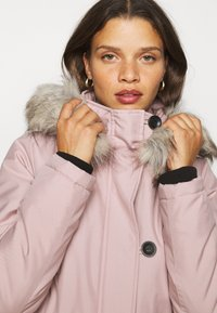 ONLY Petite - ONLIRIS - Parka - rose dust - 4