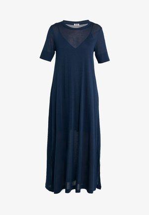 JANNIE - Maxi dress - navy