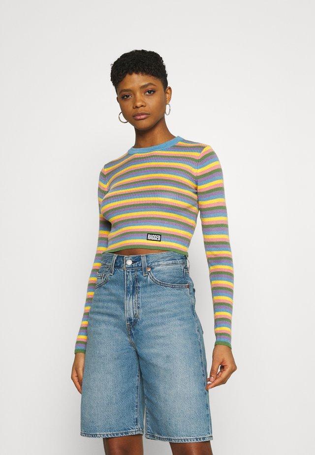 INSPIRE TEE - T-shirt à manches longues - multi