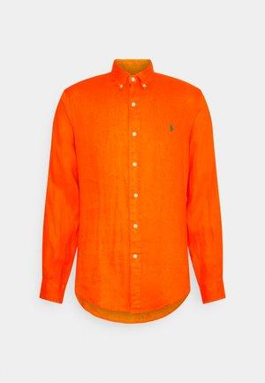 PIECE DYE  - Shirt - sailing orange
