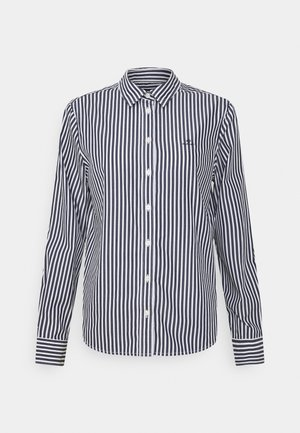 STRIPED SHIRT - Skjorte - classic blue