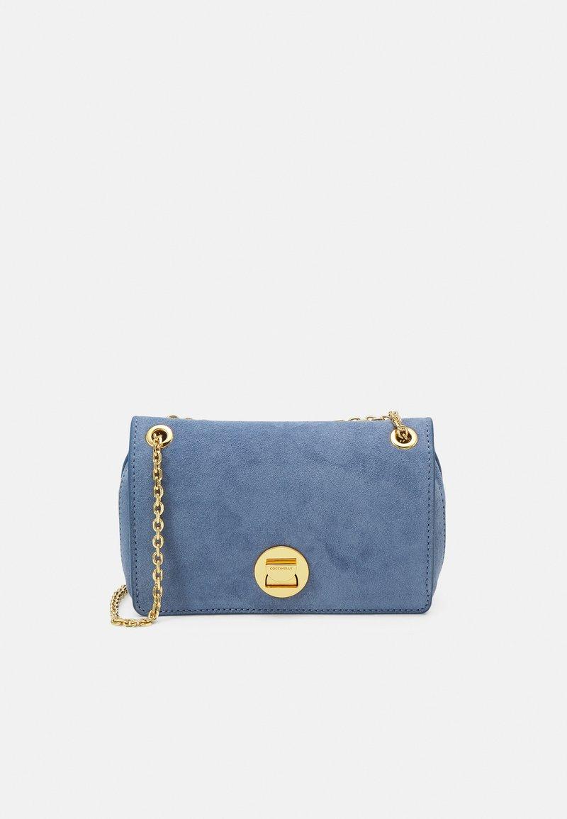 Coccinelle - LIYA - Across body bag - blue