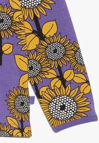 Småfolk - SUN FLOWERS - Langærmede T-shirts - purple heart - 3