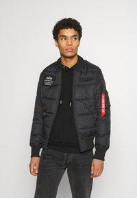 Alpha Industries - Winter jacket - schwarz - 3