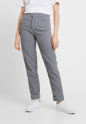 MOM - Trousers - cool grey