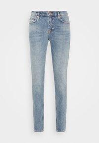 SLATER - Slim fit jeans - light blue denim
