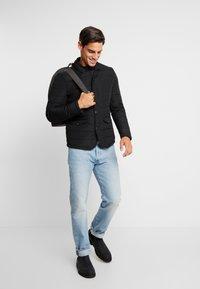 Teddy Smith - V-ROBIN - Light jacket - black - 1