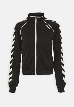 ZIBA SHORT ZIP JACKET - Training jacket - black