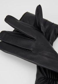 Burton Menswear London - GLOVES - Guantes - black - 3