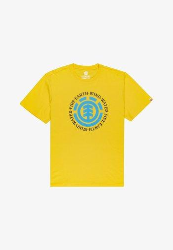 Print T-shirt - dandelion