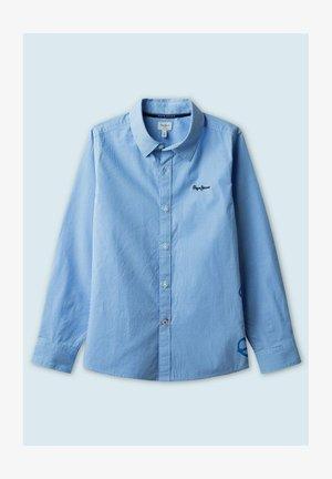 JR. SIMON - Camicia - azul