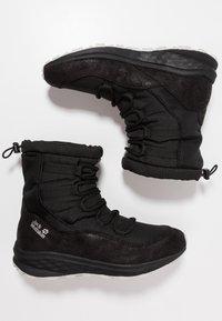 Jack Wolfskin - NEVADA TEXAPORE MID - Winter boots - black - 1