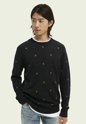 JACQUARD - Sweatshirt - combo b