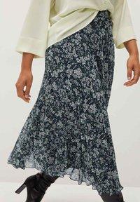 Violeta by Mango - PARADIS - A-line skirt - blau - 0