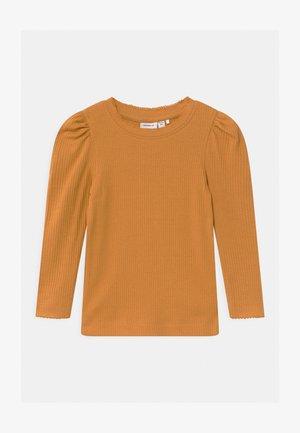 Långärmad tröja - spruce yellow