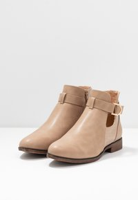 Anna Field - Ankelboots - taupe - 4