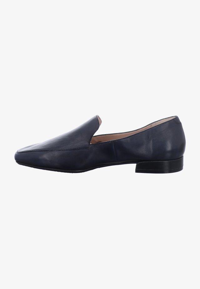 Loafers - dunkelblau