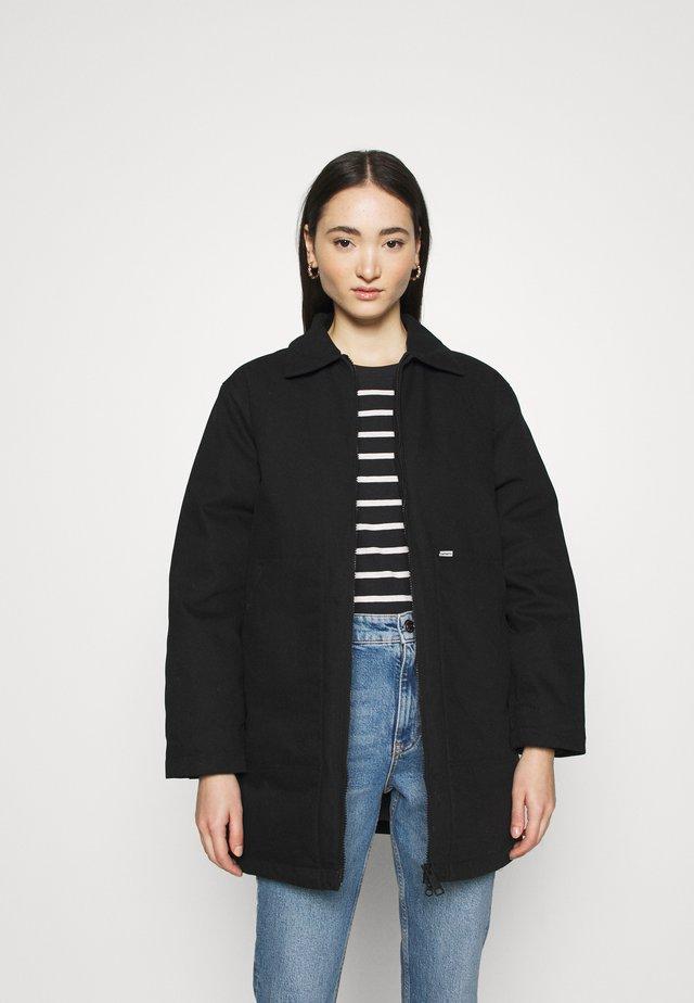 BROOKE COAT - Frakker / klassisk frakker - black