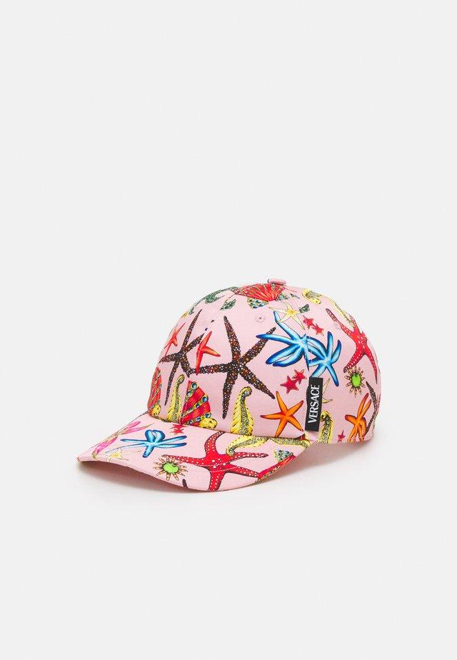 TRESOR DE LA MER UNISEX - Kšiltovka - pink/multi-coloured