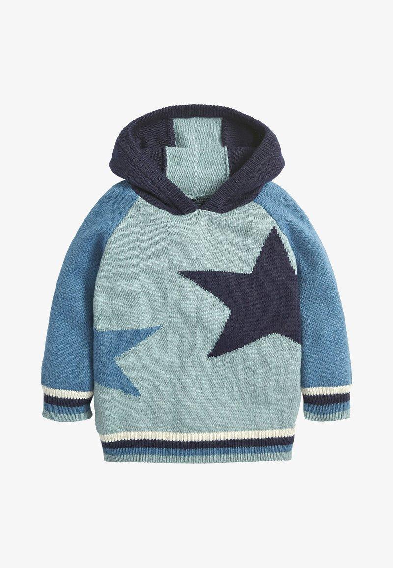 Next - Hoodie - blue