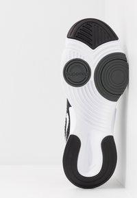 Nike Performance - SUPERREP GO - Sports shoes - black/white/dark smoke grey - 4