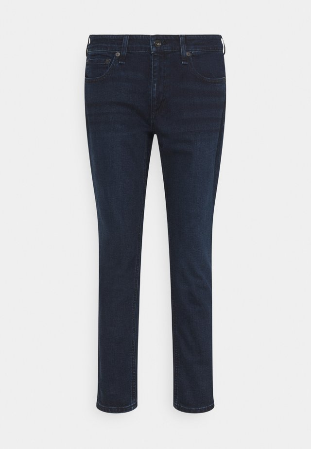 LOW RISE BOYFRIEND - Jeans Relaxed Fit - bayview