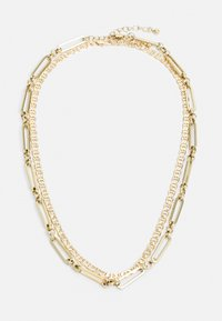 PCKETTA NECKLACE 2 PACK - Necklace - gold-coloured