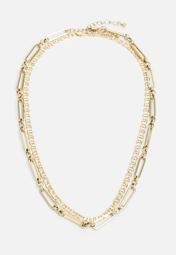 PCKETTA NECKLACE 2 PACK - Smykke - gold-coloured