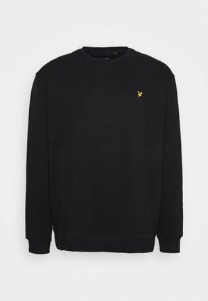 PLUS CREW NECK - Sweatshirt - jet black