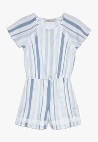 Abercrombie & Fitch - Jumpsuit - blue/white - 0