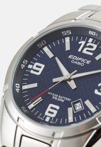 Casio - UNSIEX - Watch - silver-coloured/blue - 4