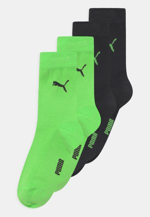 EASY RIDER JUNIOR 4 PACK UNISEX - Socks - green flash