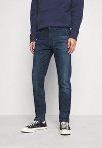 Tommy Jeans - SLIM - Jeans slim fit - queens dark blue - 0