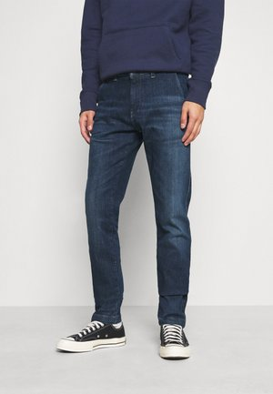 SLIM - Jean slim - queens dark blue