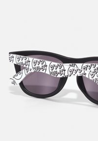Santa Cruz - OPUS JAPANESE DOT SUNGLASSES UNISEX - Sunglasses - white/ black - 2