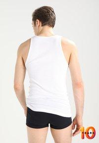 Calvin Klein Underwear - TANK 2 PACK - Undershirt - white - 2