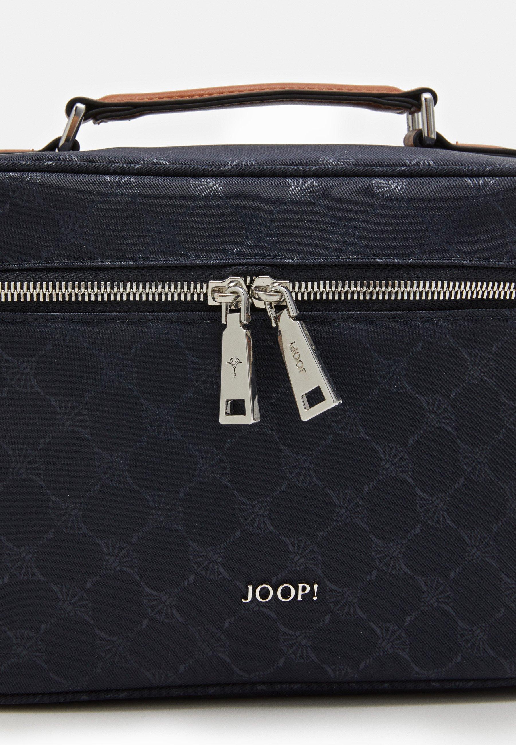 JOOP! CORNFLOWER FLORA - Kosmetiktasche - Toalettmappe - nightblue/mørkeblå lANqRGEpZbyM671