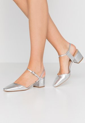 KEELEY - Classic heels - silver