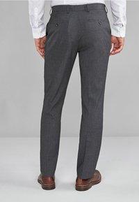 Next - Suit trousers - mottled grey - 1