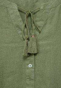 Cecil - IN UNIFARBE - Blouse - grün - 4