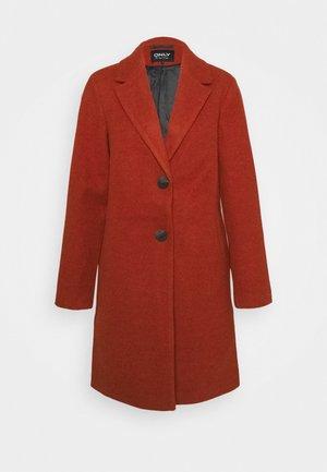 ONLNATALIA COAT - Frakker / klassisk frakker - red ochre/melange