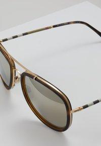 Burberry - Sunglasses - gold - 2