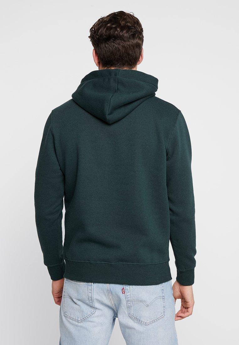 Alpha Industries Hoodie - Dark Petrol/petroleumsblå