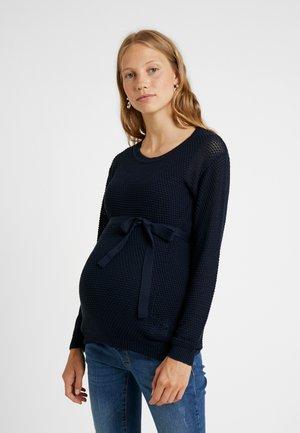 MLCRYSTALINE - Sweter - navy blazer