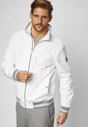 Summer jacket - coconut white